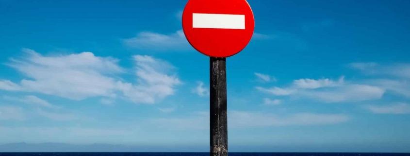Stagnation aus Angst vorm Schlechten