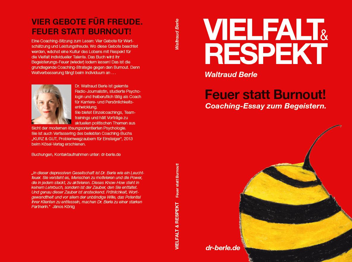 """alt=""""Vielfalt&Respekt, Das neue Berle-Buch, Cover"""""""