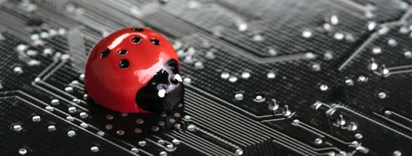 Den Bug von der Gehirn-Festplatte debuggen