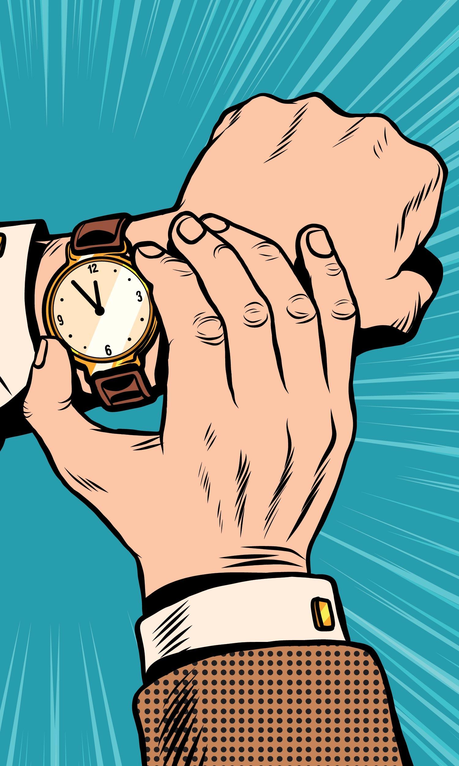 Midlife-crisis - Die Zeit wird knapp