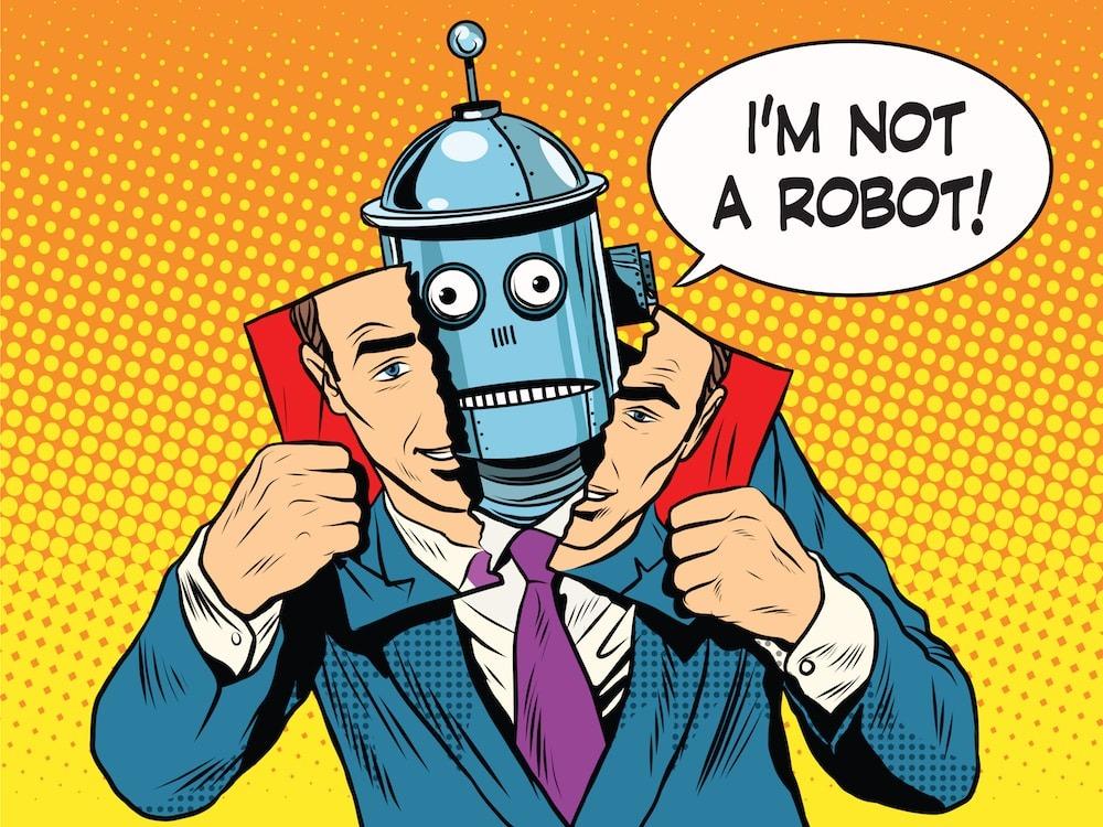 Neuronale Netze von Robotern und Menschen